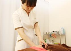 ハピネス鍼灸整骨院の治療