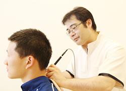 小倉北区ハピネス鍼灸整骨院:交通事故治療の写真
