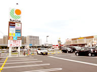 小倉北区 ハピネス鍼灸整骨院はショッピングモール敷地内